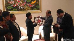 Cak Imin Bertemu Dubes China, Bahas Politik hingga Buruh Asing