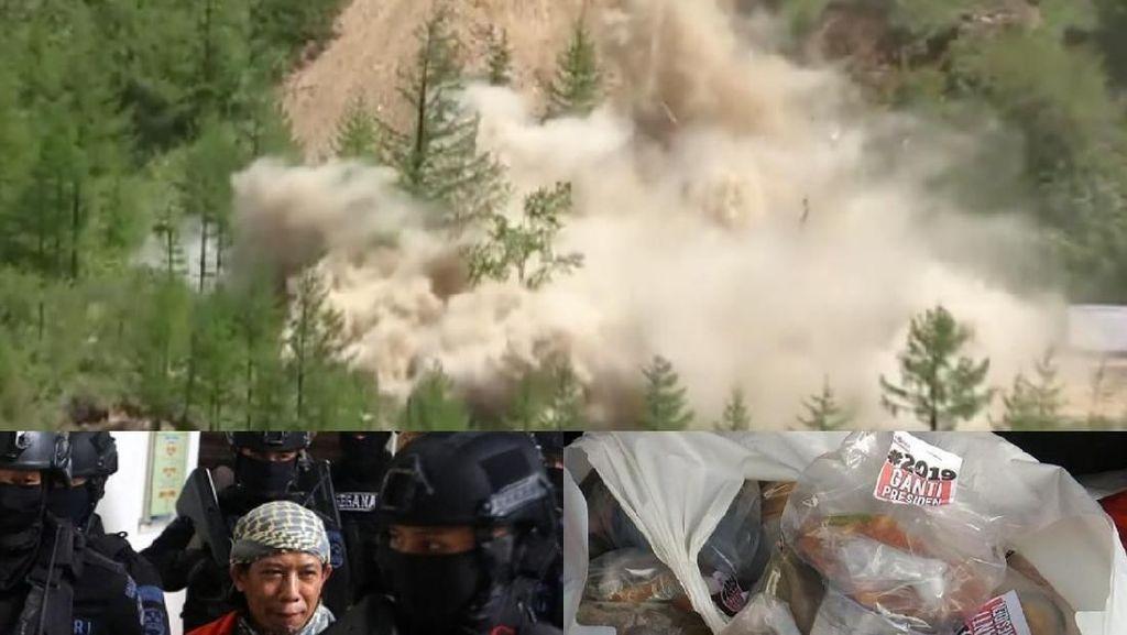 Berita Heboh: Pleidoi Aman Abdurrahman, UU Antiterorisme Disahkan
