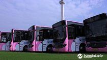 TransJakarta Diminta Perbanyak Bus Wanita