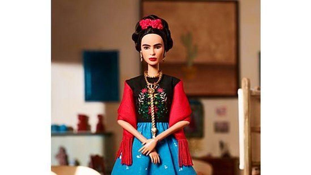 Perusahaan Barbie Frida Kahlo Digugat Keluarga Sang Seniman