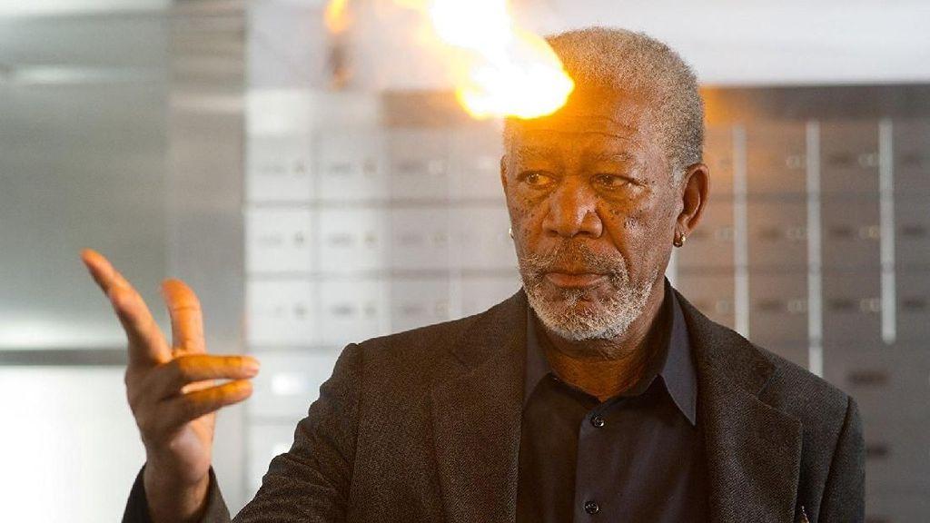 Morgan Freeman Katakan Tak Pernah Bermaksud Lakukan Pelecehan