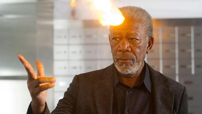 Pada Mei 2018 CNN merilis sebuah laporan dimana Morgan Freeman telah melakukan tindakan pelecehan seksual kepada asisten produksi film Going in Style. Ketika itu dikatakan bahwa Morgan Freeman mengangkat celana seorang wanita dan menanyakan mengenai pakaian dalamnya.Foto: imdb./Getty Images