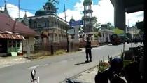 Polisi Usut Teror Benda Mirip Bom di Masjid Salimpaung Sumbar