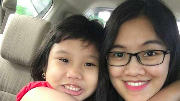 Rindunya Bunda Ketika Tinggal Beda Negara dengan Putrinya