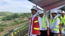 Jokowi: Bendungan Kuningan Selesai Akhir Tahun Ini
