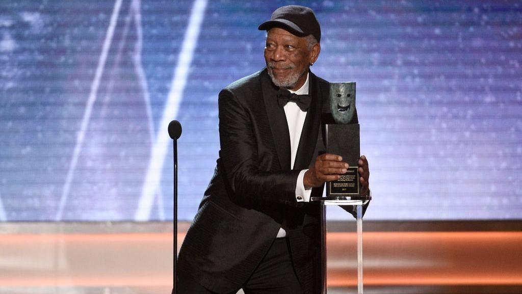 Morgan Freeman Klaim Tuduhan Pelecehan Seksual Hanya Kesalapahaman