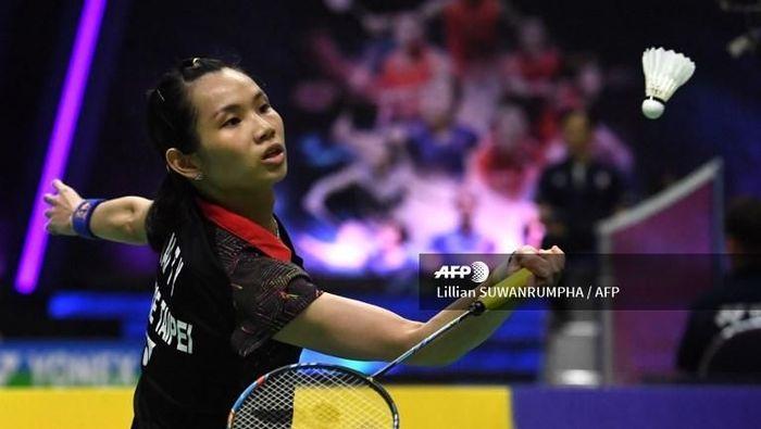 Ratchanok Intanon(Lillian SUWANRUMPHA / AFP)