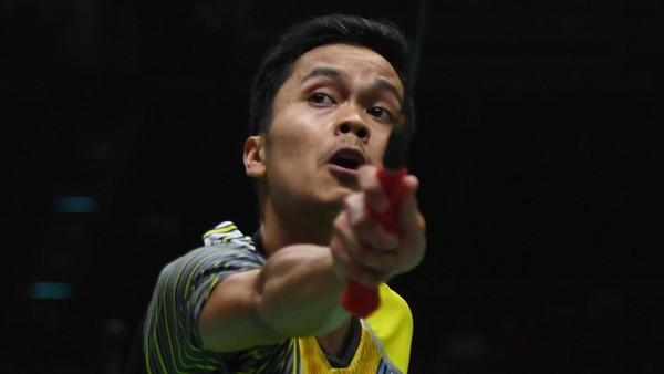 Ini Susunan Pemain Indonesia Vs China di Semifinal Piala Thomas