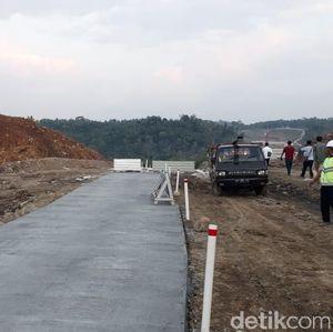 Proyek Tol Batang-Semarang Dikebut untuk Mudik, Begini Kondisinya