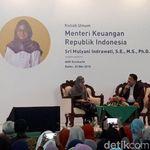 Sri Mulyani Ajak Mahasiswa IAIN Jadi Pakar Keuangan