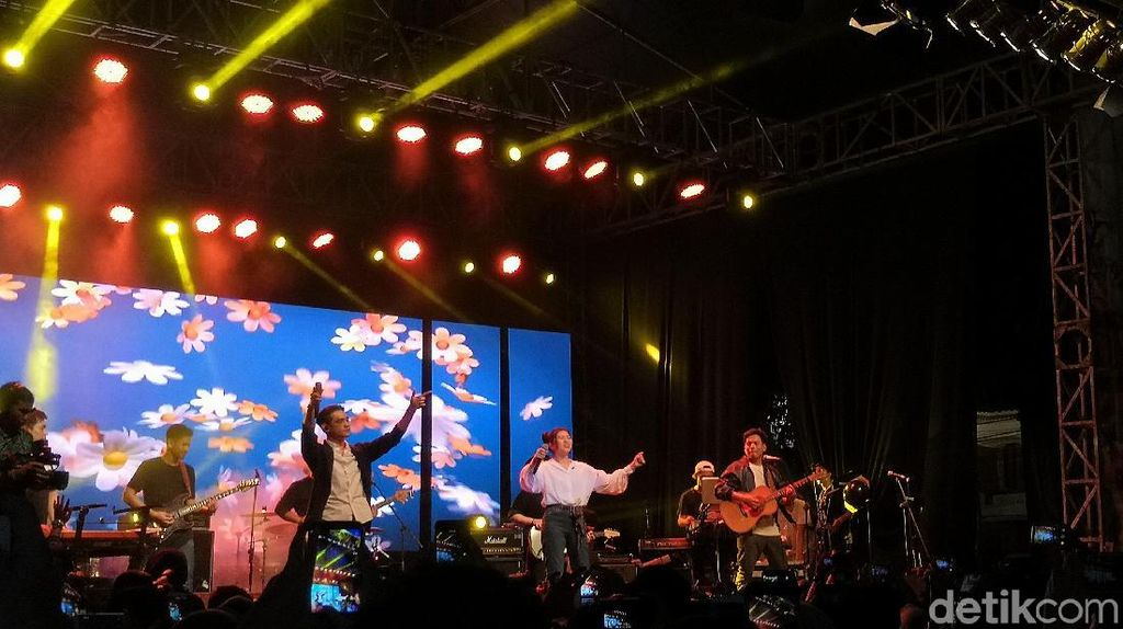 Anies Baswedan Hadiri Ramadhan Jazz Festival 2018