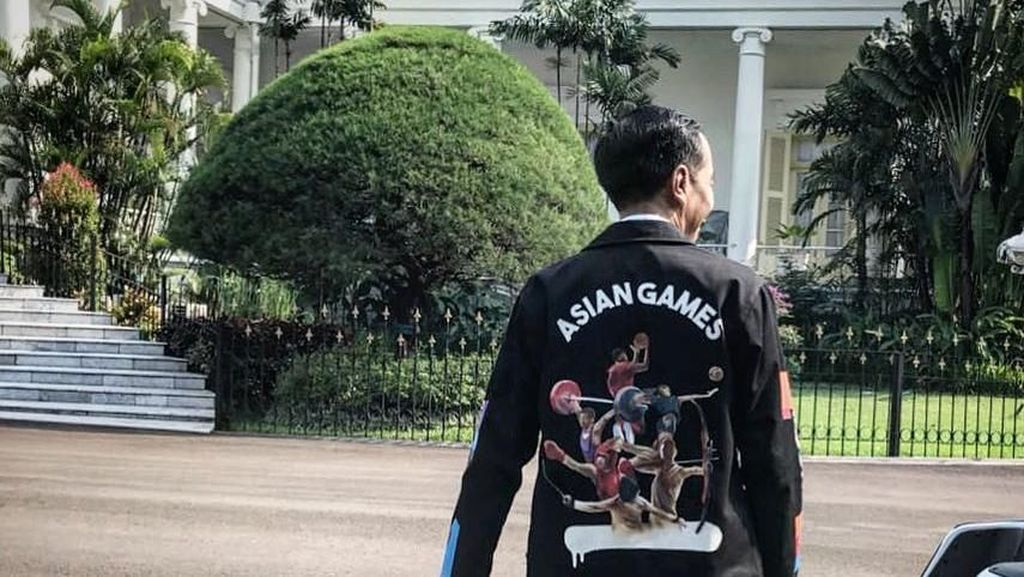 Dia yang Bikin Jokowi Ketagihan