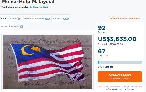 Warga Malaysia Patungan Bantu Mahathir Kurangi Utang Negara