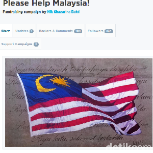 Ini Penyebab Utang Malaysia Bengkak hingga Warganya Urunan