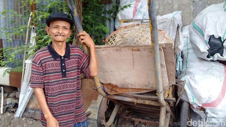 Tukang Sampah yang Kembalikan Rp 20 Juta Nyaris Ditipu 4 Orang