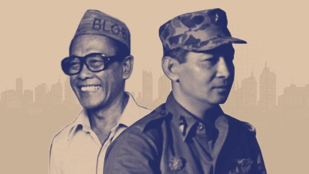 Ketika Soeharto Menyurati Pramoedya Ananta Toer di Pulau Buru
