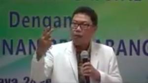 Dokter Agus Ali Fauzi yang Ceramahnya Bikin Ngakak Dikenal Suka Melucu