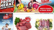 Promo Produk Segar Hadir Lebih Lama di Transmart Carrefour