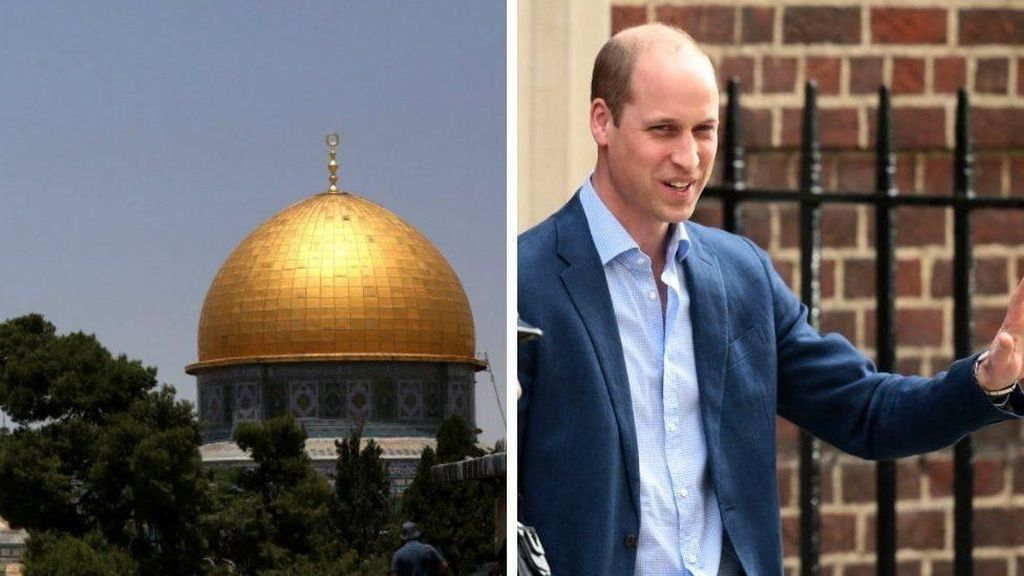 Pertama Kali! Keluarga Kerajaan Inggris Tur Resmi ke Israel-Palestina