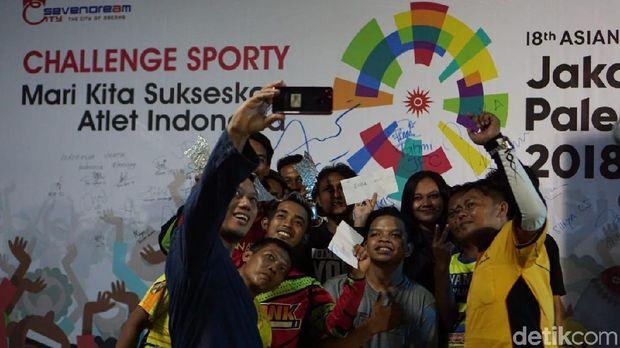Kemenpora Gelar Event di Jember untuk Promosikan Asean Games 2018