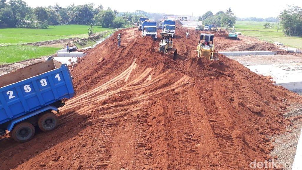 BRI Kucurkan Dana Talangan Rp 7,16 T untuk 3 Proyek Ruas Tol