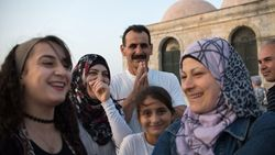 Pengungsi Suriah yang Kembali ke Tanah Asal Setelah 130 Tahun
