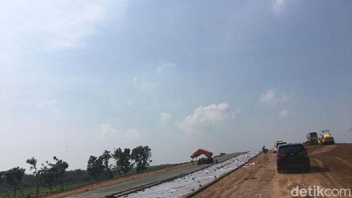 Tol Pemalang-Batang dibuka fungsional untuk mudik/Foto: Fadhly Fauzi Rachman/detikFinance