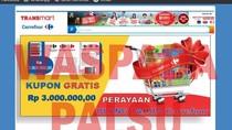 Waspada! Hoax Survei Berhadiah Mengatasnamakan Transmart Carrefour