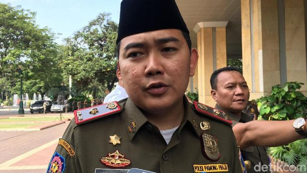 Kasi Ops Satpol PP DKI Jakarta, Harry Apriyanto