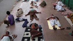 Potret Miris Dampak Gelombang Panas di Pakistan Saat Bulan Ramadan