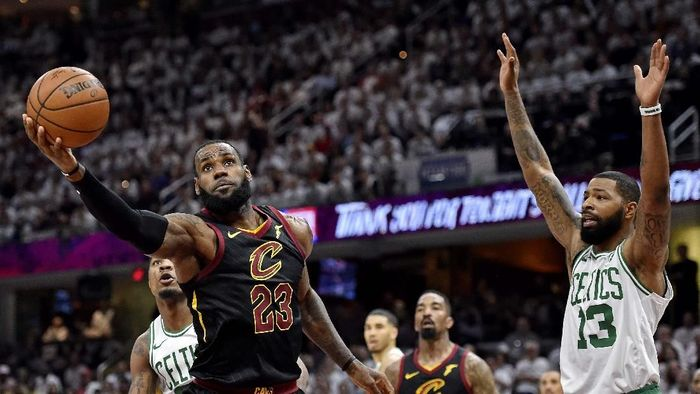 Cleveland Cavaliers menangi gim keenam kontra Boston Celtics (David Richard-USA TODAY Sports)