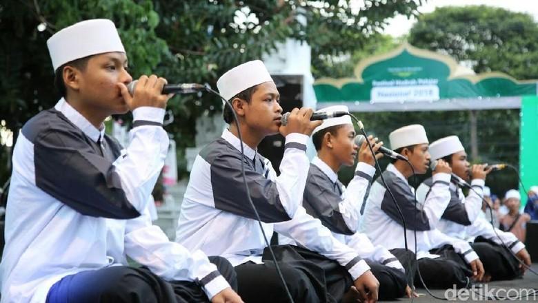 Festival Hadrah Pelajar, Eksplorasi Bakat Musik Islami di Banyuwangi