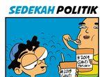Sedekah Minus Politik