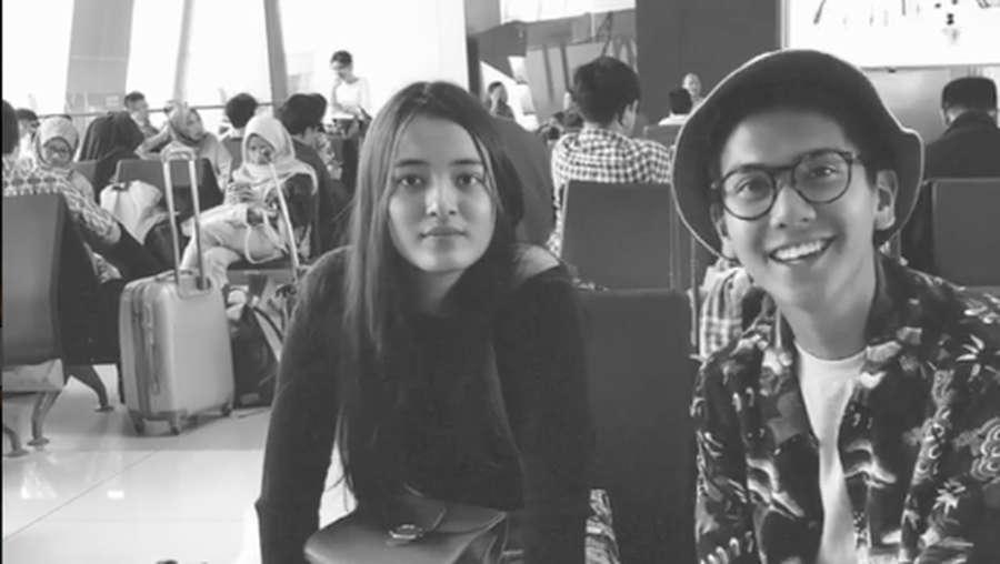 Kebersamaan Iqbaal Ramadhan dan Mawar Eva, Cocok Nggak?