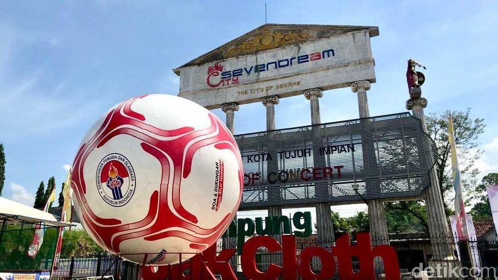 Kemenpora Gelar Event di Jember untuk Promosikan Asian Games 2018