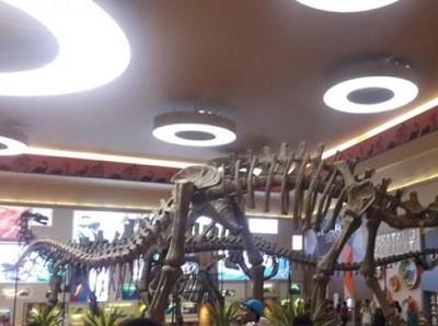 Serunya Long Weekend di Dino Park Jatim 3