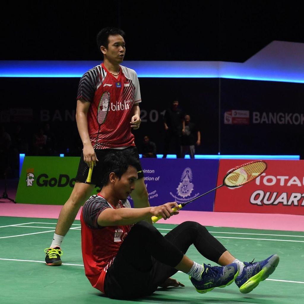 Gagal di Piala Thomas, Bagaimana Peluang Indonesia di Asian Games?