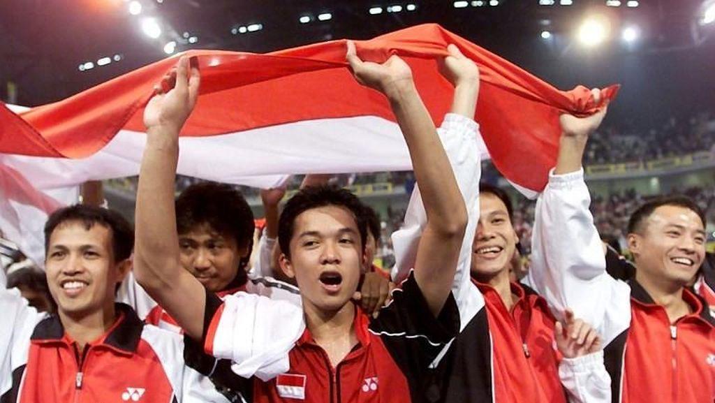 Puasa Gelar Indonesia di Piala Thomas Berlanjut