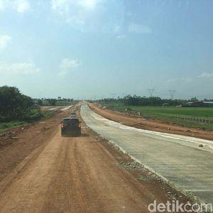 Mudik Lebaran via Tol Fungsional Brebes-Semarang