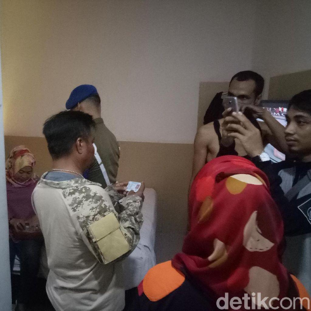 Video Pasangan Mesum Diciduk Petugas di Makassar