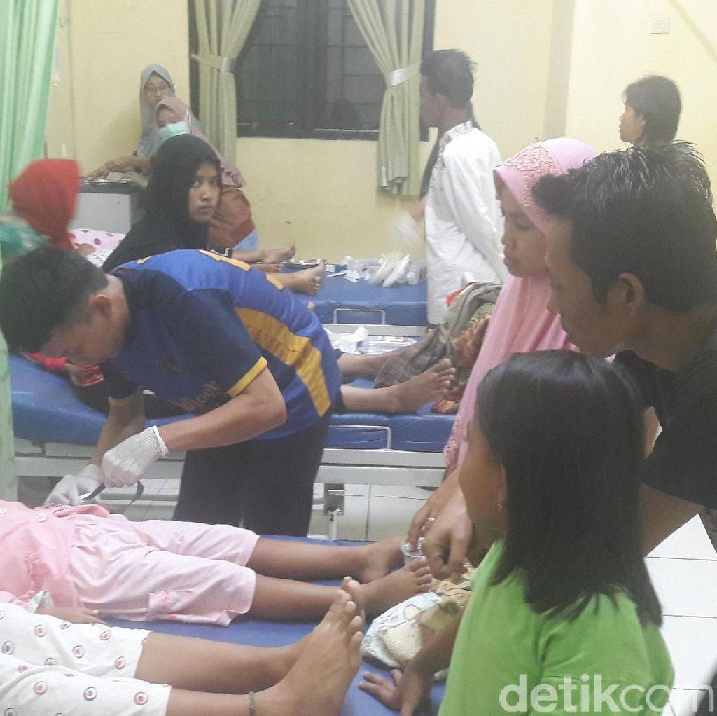 Puluhan Warga di Bogor Diduga Keracunan Tutut