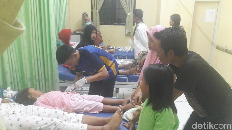 Puluhan Orang Diduga Keracunan Tutut, 2 Penjual Diperiksa Polisi