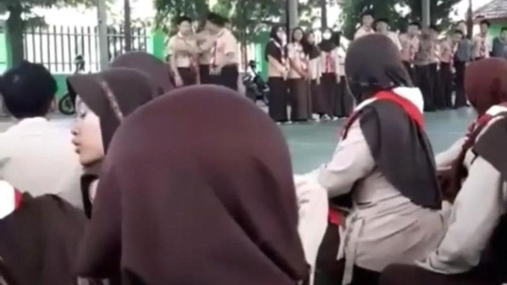 Viral di Magetan Video Guru Tampar Tiga Murid
