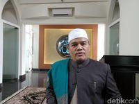 Imam Masjid Kakbah, Wahyu Bastany Al Banjari (Ibnu Munsir/detikTravel)