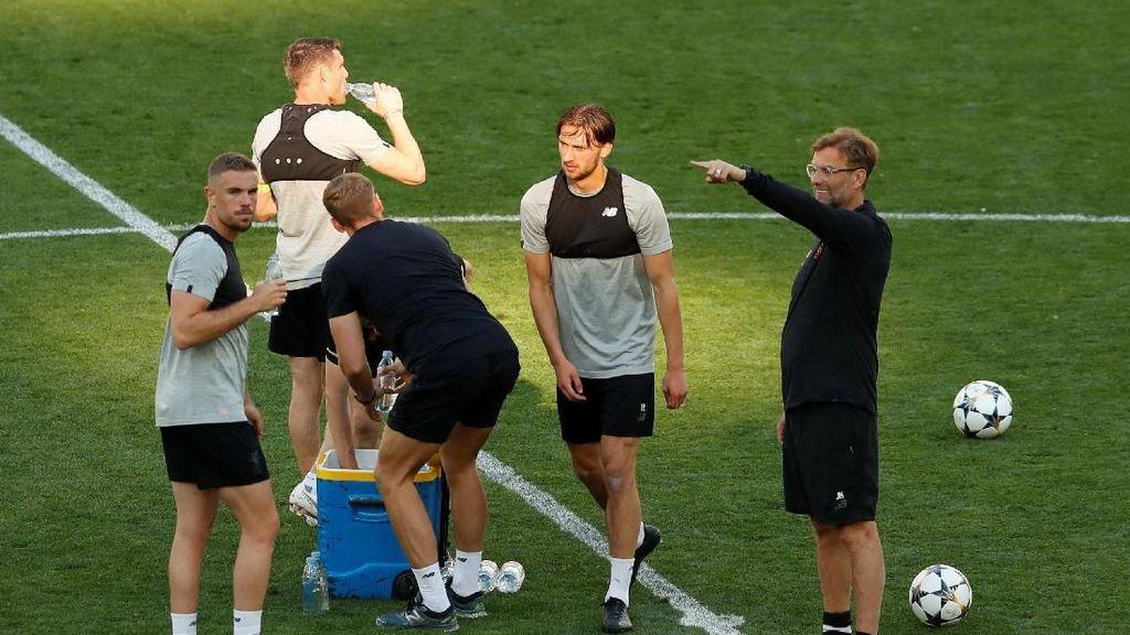 Klopp Minta Liverpool Jangan Takut dengan Madrid
