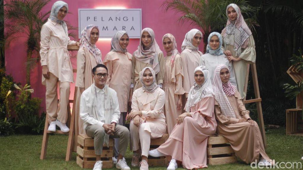 Ramadan, Dian Pelangi dan Barli Asmara Kolaborasi RIlis Koleksi Hijab
