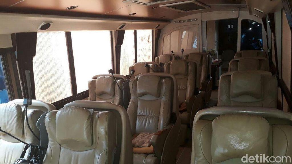Naik Bus Mewah untuk Mudik, Berapa Tarifnya?