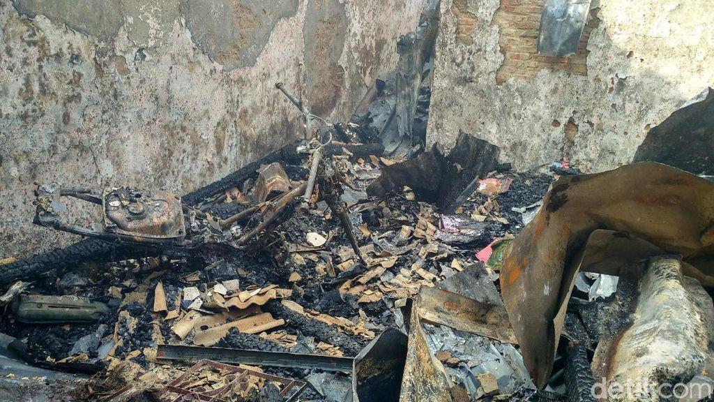 Cerita Warga Awal Kebakaran di Bidara Cina yang Hanguskan 40 Rumah