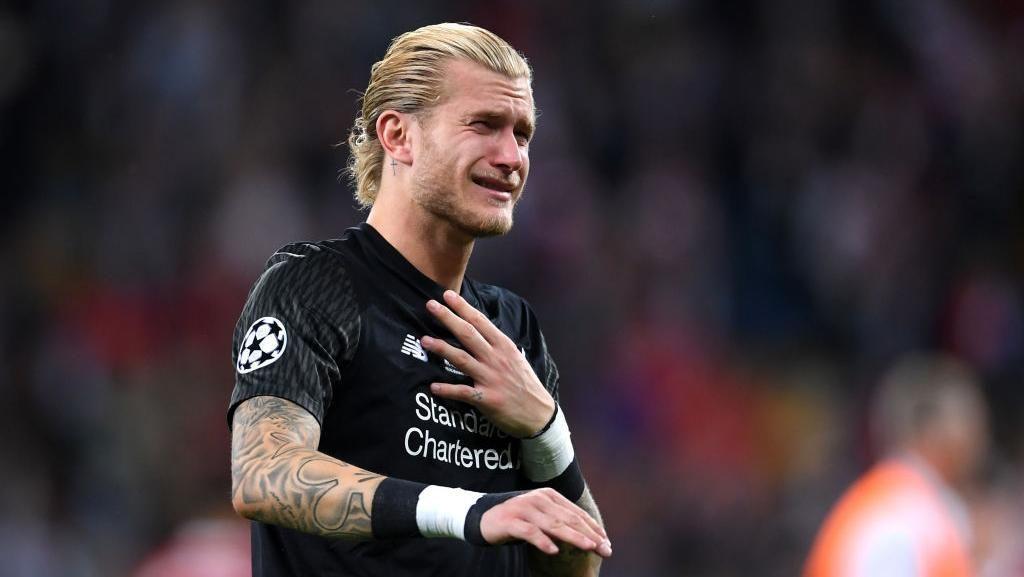 Karius Rupanya Alami Gegar Otak di Final Liga Champions