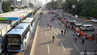 Pemprov DKI Tiadakan CFD saat Pelantikan Jokowi-Maruf